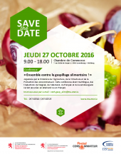 Save the Date Food Waste 27